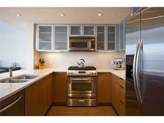 "Photo 6: 2404 1205 W HASTINGS Street in Vancouver: Coal Harbour Condo for sale in ""THE CIELO"" (Vancouver West)  : MLS®# V883729"