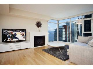 "Photo 4: 2404 1205 W HASTINGS Street in Vancouver: Coal Harbour Condo for sale in ""THE CIELO"" (Vancouver West)  : MLS®# V883729"