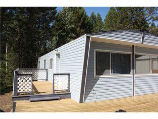 Photo 2: 216 1427 DOG CREEK Road in Williams Lake: Esler/Dog Creek Manufactured Home for sale (Williams Lake (Zone 27))  : MLS®# N210281