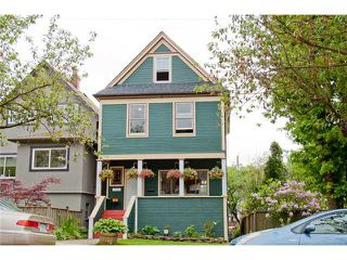 Photo 1: 1980 CHARLES Street in Vancouver: Grandview VE House for sale (Vancouver East)  : MLS®# V894322