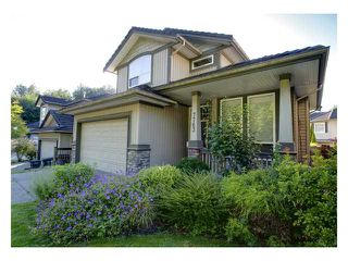 "Photo 1: 7763 MCCARTHY Court in Burnaby: Burnaby Lake House for sale in ""DEERBROOK ESTATES"" (Burnaby South)  : MLS®# V907808"