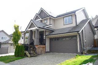Photo 1: 14966 62ND AV in Surrey: Home for sale (Sullivan Station)  : MLS®# F1126552