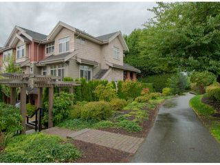 "Photo 1: 36 15151 34TH Avenue in Surrey: Morgan Creek Townhouse for sale in ""SERENO"" (South Surrey White Rock)  : MLS®# F1322530"