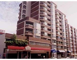 "Photo 1: 702 1330 HORNBY ST in Vancouver: Downtown VW Condo for sale in ""HORNBY COURT"" (Vancouver West)  : MLS®# V546491"