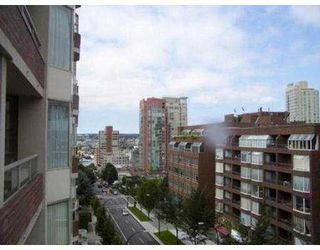 "Photo 7: 702 1330 HORNBY ST in Vancouver: Downtown VW Condo for sale in ""HORNBY COURT"" (Vancouver West)  : MLS®# V546491"
