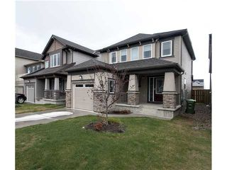 Photo 1: 1060 WINDHAVEN Close SW: Airdrie Residential Detached Single Family for sale : MLS®# C3616342