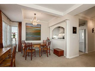 "Photo 5: 301 2588 ALDER Street in Vancouver: Fairview VW Condo for sale in ""BOLLERT PLACE"" (Vancouver West)  : MLS®# V1065670"