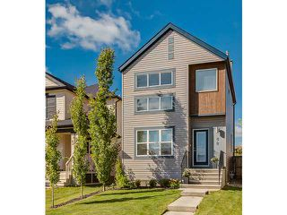 Photo 1: 88 COPPERSTONE Terrace SE in CALGARY: Copperfield Residential Detached Single Family for sale (Calgary)  : MLS®# C3621229