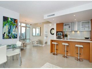 """Photo 6: 2103 1028 BARCLAY Street in Vancouver: West End VW Condo for sale in """"PATINA"""" (Vancouver West)  : MLS®# V1091278"""