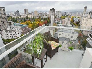 """Photo 13: 2103 1028 BARCLAY Street in Vancouver: West End VW Condo for sale in """"PATINA"""" (Vancouver West)  : MLS®# V1091278"""