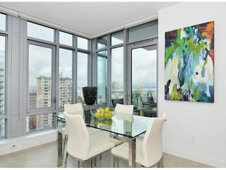 """Photo 4: 2103 1028 BARCLAY Street in Vancouver: West End VW Condo for sale in """"PATINA"""" (Vancouver West)  : MLS®# V1091278"""