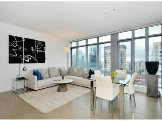 """Photo 3: 2103 1028 BARCLAY Street in Vancouver: West End VW Condo for sale in """"PATINA"""" (Vancouver West)  : MLS®# V1091278"""