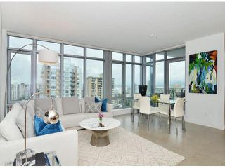 """Photo 2: 2103 1028 BARCLAY Street in Vancouver: West End VW Condo for sale in """"PATINA"""" (Vancouver West)  : MLS®# V1091278"""