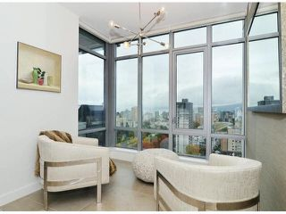 """Photo 5: 2103 1028 BARCLAY Street in Vancouver: West End VW Condo for sale in """"PATINA"""" (Vancouver West)  : MLS®# V1091278"""