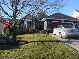 Photo 1: 381 TUXFORD DRIVE in : Sahali House for sale (Kamloops)  : MLS®# 126063