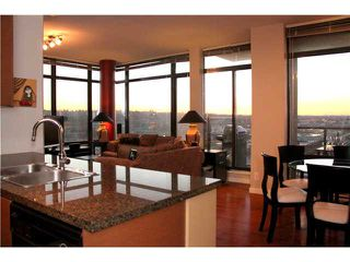 """Photo 3: 1603 2345 MADISON Avenue in Burnaby: Brentwood Park Condo for sale in """"OMA"""" (Burnaby North)  : MLS®# V1098919"""