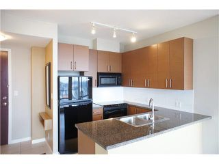 """Photo 8: 1603 2345 MADISON Avenue in Burnaby: Brentwood Park Condo for sale in """"OMA"""" (Burnaby North)  : MLS®# V1098919"""