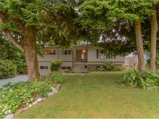 Photo 1: 1332 ROSS Avenue in Coquitlam: Central Coquitlam House for sale : MLS®# V1131883
