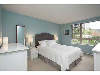 """Photo 10: 211 701 KLAHANIE Drive in Port Moody: Port Moody Centre Condo for sale in """"THE LODGE AT NAHANNI"""" : MLS®# V1138856"""