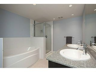 """Photo 11: 211 701 KLAHANIE Drive in Port Moody: Port Moody Centre Condo for sale in """"THE LODGE AT NAHANNI"""" : MLS®# V1138856"""