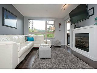 """Photo 3: 211 701 KLAHANIE Drive in Port Moody: Port Moody Centre Condo for sale in """"THE LODGE AT NAHANNI"""" : MLS®# V1138856"""