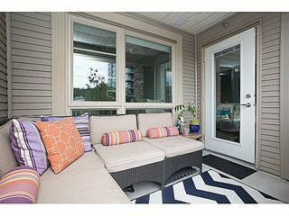 """Photo 15: 211 701 KLAHANIE Drive in Port Moody: Port Moody Centre Condo for sale in """"THE LODGE AT NAHANNI"""" : MLS®# V1138856"""