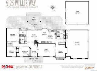 Photo 9: 5125 Willis Way in COURTENAY: CV Courtenay North House for sale (Comox Valley)  : MLS®# 723275