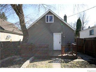 Photo 10: 535 Melbourne Avenue in Winnipeg: East Kildonan Residential for sale (North East Winnipeg)  : MLS®# 1607432