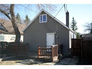 Photo 19: 535 Melbourne Avenue in Winnipeg: East Kildonan Residential for sale (North East Winnipeg)  : MLS®# 1607432