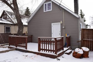 Photo 18: 535 Melbourne Avenue in Winnipeg: East Kildonan Residential for sale (North East Winnipeg)  : MLS®# 1607432