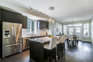 "Photo 2: 46 3461 PRINCETON Avenue in Coquitlam: Burke Mountain Townhouse for sale in ""BRIDLEWOOD II"" : MLS®# R2053768"