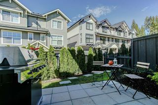 "Photo 18: 46 3461 PRINCETON Avenue in Coquitlam: Burke Mountain Townhouse for sale in ""BRIDLEWOOD II"" : MLS®# R2053768"