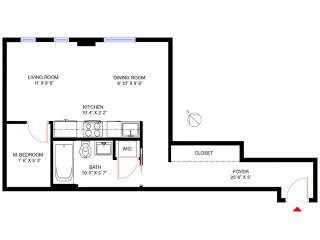 """Photo 13: 2301 999 SEYMOUR Street in Vancouver: Downtown VW Condo for sale in """"999 Seymour"""" (Vancouver West)  : MLS®# R2080555"""