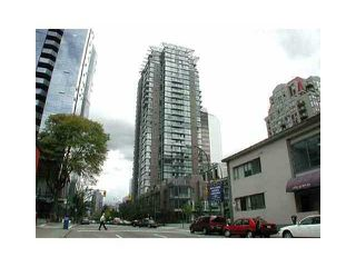 """Photo 2: 1407 1068 HORNBY Street in Vancouver: Downtown VW Condo for sale in """"THE CANADIAN AT WALL CENTRE"""" (Vancouver West)  : MLS®# R2097298"""