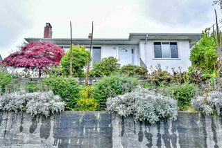 Photo 1: 1501 SIXTH Avenue in New Westminster: West End NW House for sale : MLS®# R2119836