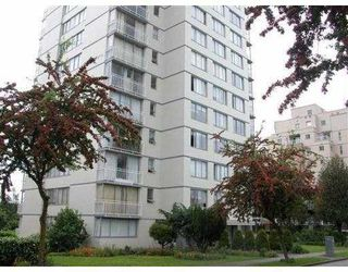 Photo 1: 1250 BURNABY Street in Vancouver: West End VW Condo for sale (Vancouver West)  : MLS®# V622725