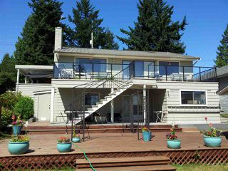 """Main Photo: 4650 CAMERON Road in Madeira Park: Pender Harbour Egmont House for sale in """"BEAVER ISLAND"""" (Sunshine Coast)  : MLS®# R2133087"""