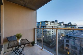 "Photo 15: 604 2228 MARSTRAND Avenue in Vancouver: Kitsilano Condo for sale in ""The Solo"" (Vancouver West)  : MLS®# R2135966"
