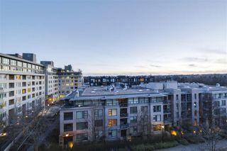 "Photo 16: 604 2228 MARSTRAND Avenue in Vancouver: Kitsilano Condo for sale in ""The Solo"" (Vancouver West)  : MLS®# R2135966"