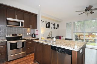 "Photo 8: 142 1460 SOUTHVIEW Street in Coquitlam: Burke Mountain Townhouse for sale in ""CEDAR CREEK"" : MLS®# R2147248"