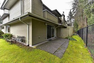"Photo 19: 107 1386 LINCOLN Drive in Port Coquitlam: Oxford Heights Townhouse for sale in ""MOUNTAINS PARK VILLAGE"" : MLS®# R2147747"