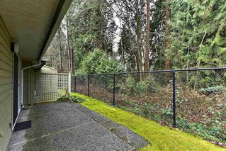 "Photo 18: 107 1386 LINCOLN Drive in Port Coquitlam: Oxford Heights Townhouse for sale in ""MOUNTAINS PARK VILLAGE"" : MLS®# R2147747"
