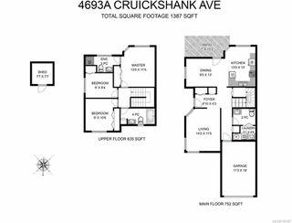 Photo 9: A 4693 Cruickshank Ave in COURTENAY: CV Courtenay East Half Duplex for sale (Comox Valley)  : MLS®# 756187