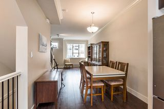 """Photo 4: 107 10151 240 Street in Maple Ridge: Albion Townhouse for sale in """"ALBION STATION"""" : MLS®# R2157278"""