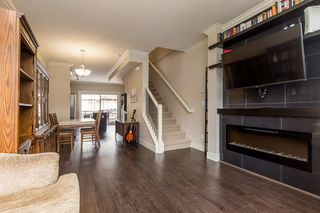 "Photo 3: 107 10151 240 Street in Maple Ridge: Albion Townhouse for sale in ""ALBION STATION"" : MLS®# R2157278"