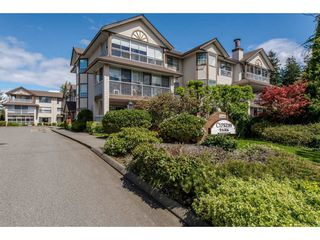 """Main Photo: 110 32145 OLD YALE Road in Abbotsford: Abbotsford West Condo for sale in """"CYPRESS PARK"""" : MLS®# R2160674"""