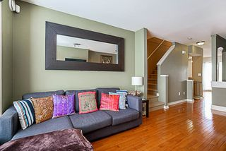 "Photo 4: 7309 HAWTHORNE Terrace in Burnaby: Highgate Townhouse for sale in ""BERKLEY"" (Burnaby South)  : MLS®# R2161141"