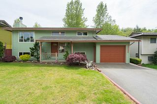 Photo 1: 35386 WELLS GRAY Avenue in Abbotsford: Abbotsford East House for sale : MLS®# R2164602