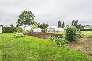 Photo 21: 858 COLUMBIA Street in Abbotsford: Poplar House for sale : MLS®# R2170775