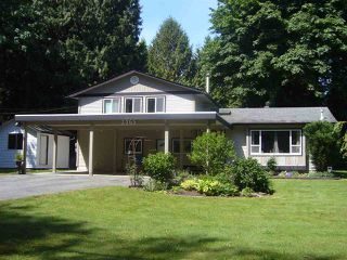Main Photo: 2365 174 Street in Surrey: Pacific Douglas House for sale (South Surrey White Rock)  : MLS®# R2174974
